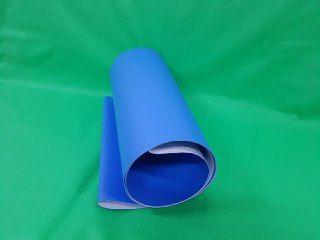 LONA PVC AZUL PESADORA 2100 X 480