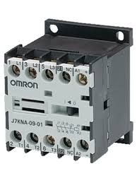 MINICONTACTOR OMRON J7KNA-09-10 24CC 4KW / 9A /AC3